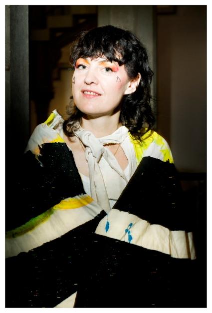 Melissa Logan- Künstlerin und Mitbegründerin von