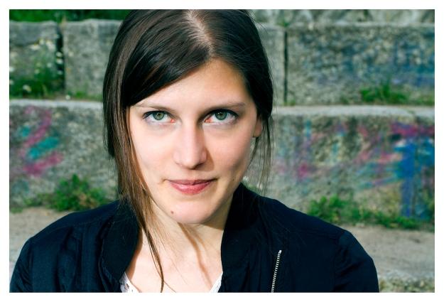 Elisa Ganivet-Arts Manager, Curator