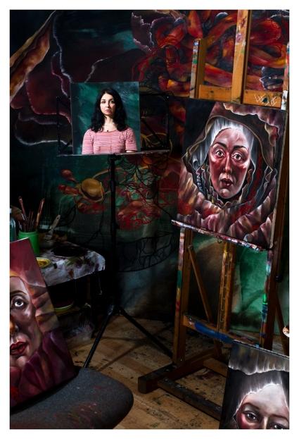 Barbara Fragogna-Artist