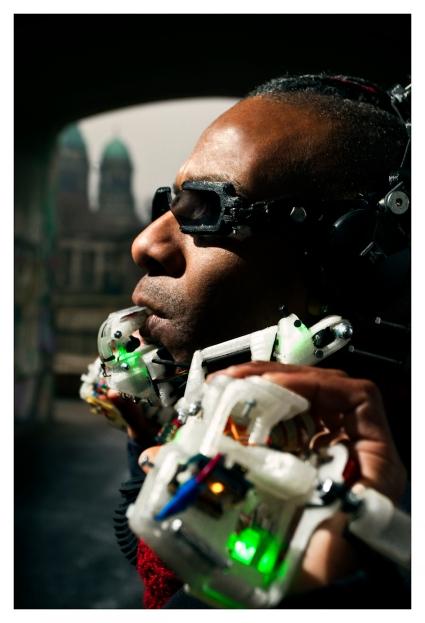 Onyx Ashanti, Sonic Patternist