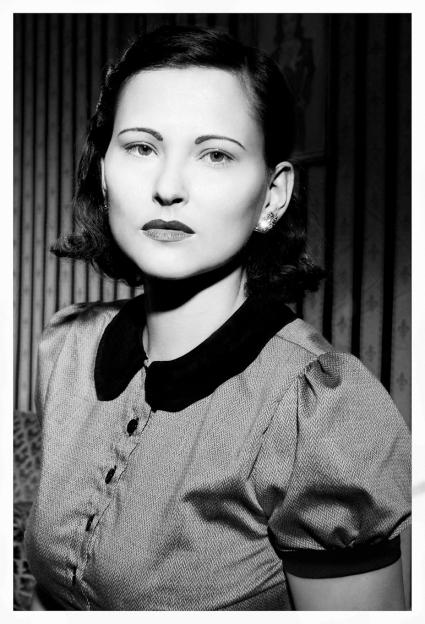 Franziska Kühne-Modedesignerin