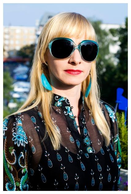 Sylvie Marks-Produzentin und DJ für elektronische Musik