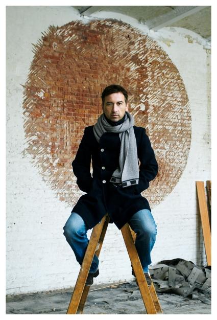 Christophe Knoch-Sprecher der Koalition der freien Szene & Leiter der zentralen Marketingstelle, PAP-Berlin