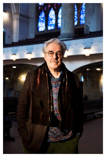 Prof. Martin Wiebel  Film-Dramaturg, Stadtteil-Biograph & Mentor KulturRaum Zwinglikirche