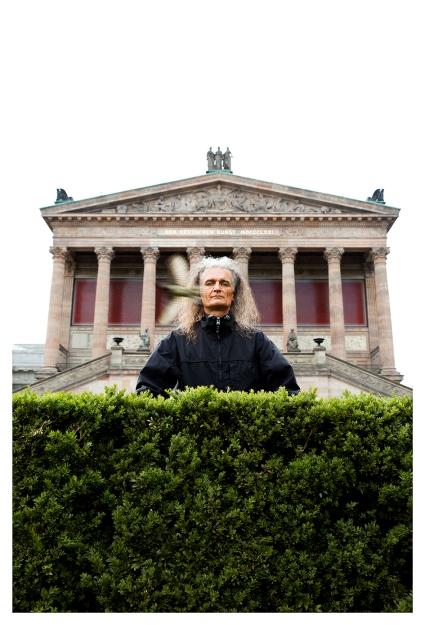 Martin Reiter, freier Betriebselektriker & Künztler
