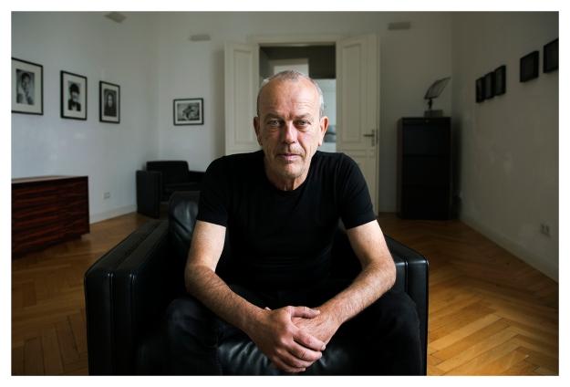 Manfred Carpentier, Autor, Fotograf & Galerist