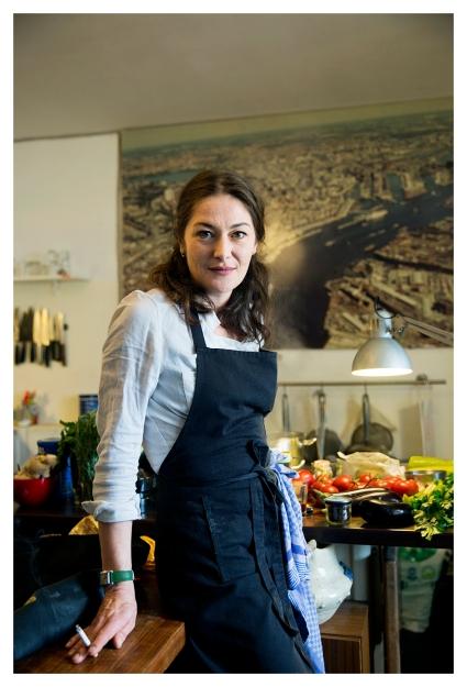 Vanessa Raynal, Künstlerin & Köchin