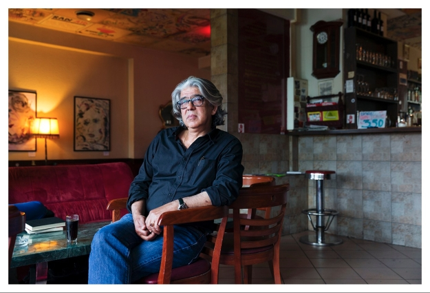 Ercan Yasaroglu, Besitzer Café Kotti & Sozialarbeiter