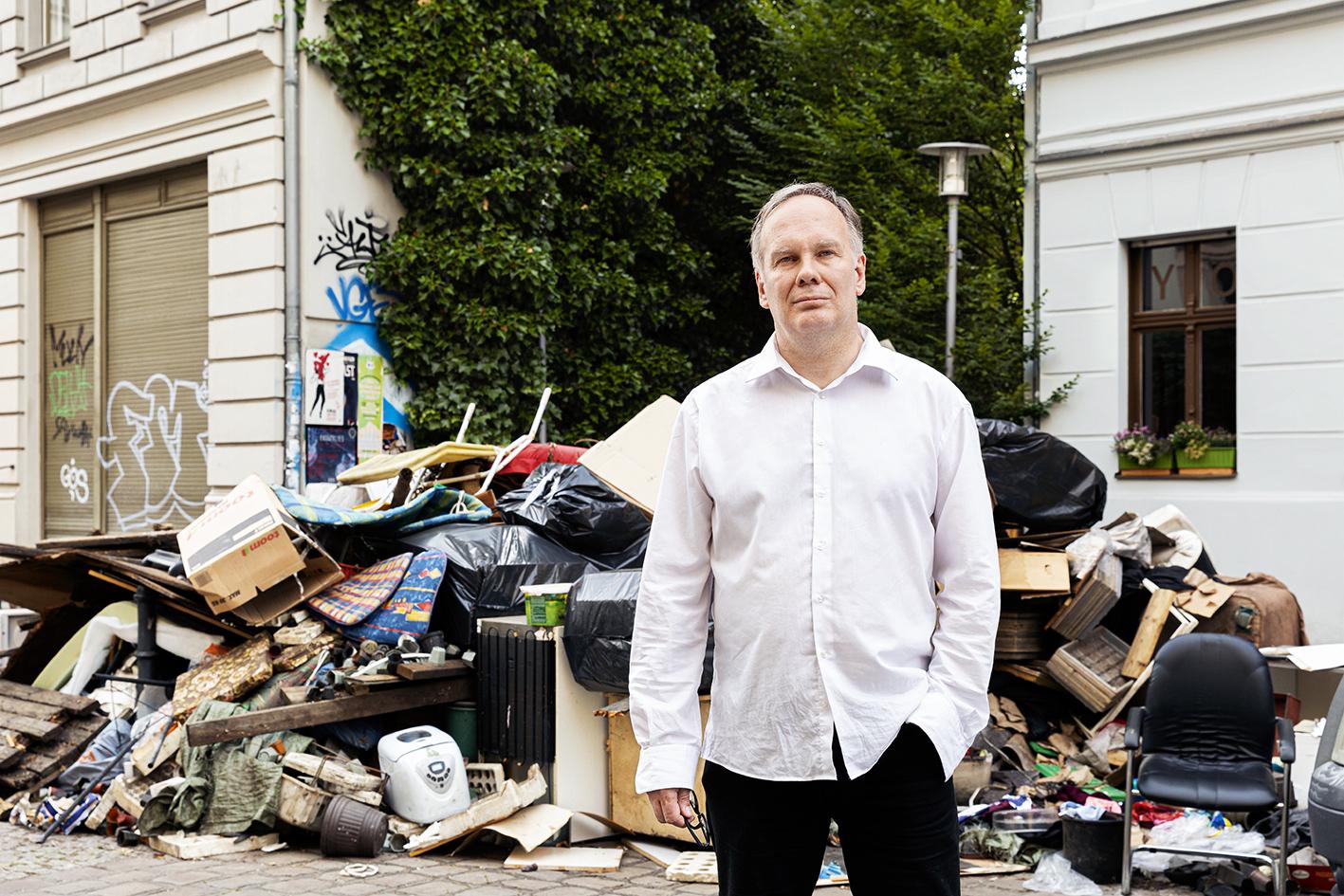 Jens Pepper, Autor, Interviewer & Fotograf